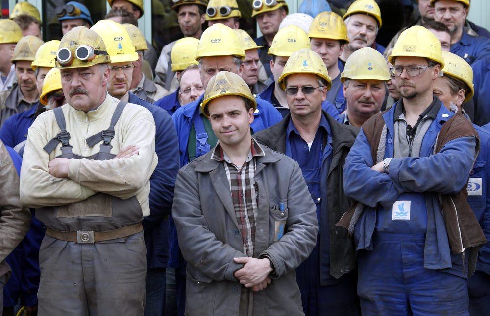 Werftarbeiter-Streik
