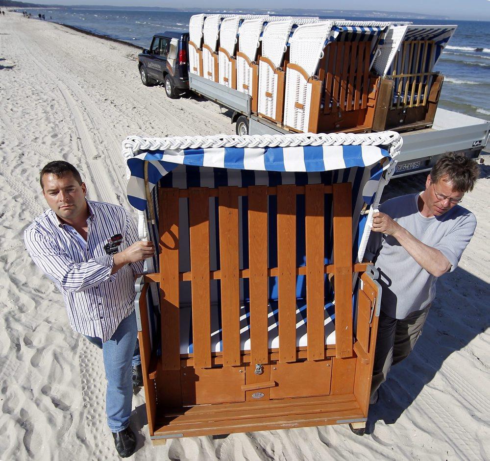 Strandkorbvermieter