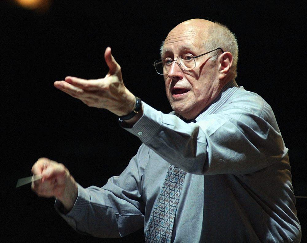 Mstislav Rostropovich – Dirigent